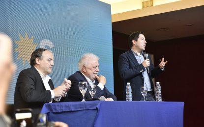 «EN MALVINAS ARGENTINAS LA SALUD COMO POLÍTICA DE ESTADO ES EXTRAORDINARIA», DIJO EL DR. GINÉS GONZÁLEZ GARCÍA