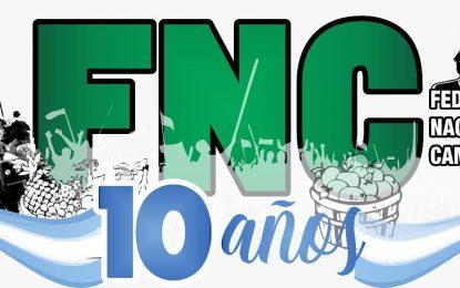 LA FEDERACIÓN NACIONAL CAMPESINA APOYA ACTUALIZACIÓN DE RETENCIONES Y PIDE SEGMENTARLAS
