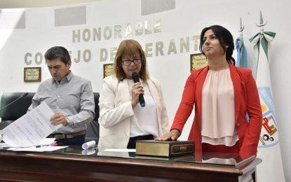 ASUMIERON LOS NUEVOS DOCE CONCEJALES EN MALVINAS ARGENTINAS FORMÁNDOSE UN BLOQUE DE 17 EDILES OFICIALISTAS