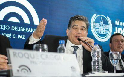 MARIO ISHII ASUMIÓ SU QUINTO Y ÚLTIMO MANDATO EN EL MUNICIPIO DE JOSÉ C. PAZ RODEADO DE AMIGOS POLÍTICOS Y FERVOR POPULAR.