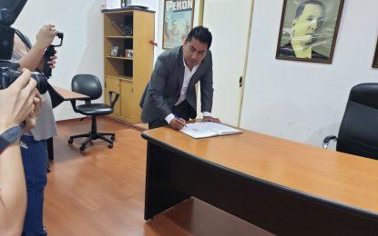 PABLO CASTRO PRESIDE EL CONSEJO ESCOLAR DE JOSÉ C. PAZ TRAS ASUNCIÓN DE NUEVOS CONSEJEROS