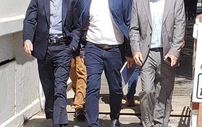 FRANCO LA PORTA ASUMIÓ EN LA ADMINISTRACIÓN GENERAL DE PUERTOS CONVOCADO POR  EL PRESIDENTE FERNÁNDEZ
