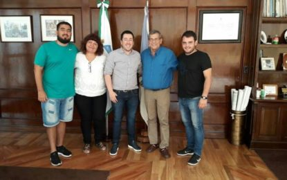 EL DIPUTADO NACIONAL JUAN CARLOS ALDERETE VISITÓ MALVINAS ARGENTINAS, ESCOBAR Y PILAR. SE ENTREVISTÓ CON LOS INTENDENTES NARDINI Y ACHÁVAL