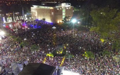 MÁS DE 250.000 CONCURRENTES AL FIN DE SEMANA DE CARNAVAL EN MALVINAS ARGENTINAS