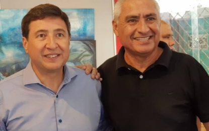 RAMÓN OLIVERA CON ORGANIZACIÓN EL PULQUI DE SAN MIGUEL SE INTEGRAN A LA UTEP