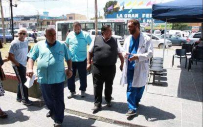 JOSÉ C. PAZ ORGANIZA FUERTE CAMPAÑA DE VACUNACIÓN DEL CALENDARIO CON ÉNFASIS EN NEUMOCOCO Y GRIPE
