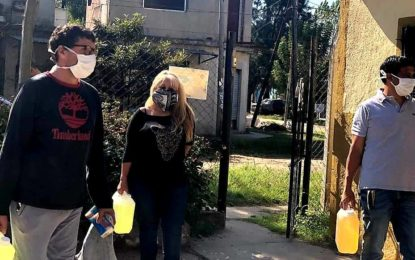 CON 34 INFECTADOS Y 3 FALLLECIDOS. CON HAMBRE EN LOS BARRIOS SAN MIGUEL ENFRENTA SU HORA MAS AMARGA