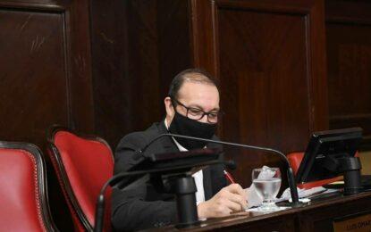 """Luis Vivona: """"Estoy orgulloso que el Congreso haya aprobado la Ley Nacional para la Donación de Plasma"""""""