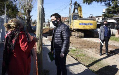 PAVIMENTACIÓN E HIDRÁULICA EN JOSÉ VERDI DE LOS POLVORINES LUEGO DE 24 AÑOS DE ESPERA