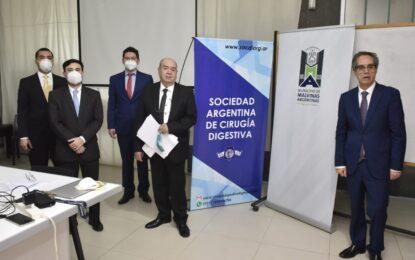 XL CONGRESO ARGENTINO VIRTUAL DE CIRUGÍA DIGESTIVA CON PARTICIPACIÓN DE MALVINAS ARGENTINAS