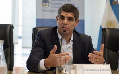 """PRONTUARIO DE LÚCAS """"AZÚCAR AMARGO"""" APARICIO. OTRA JOYITA DE JUNTOS POR EL CAMBIO EN MALVINAS ARGENTINAS"""