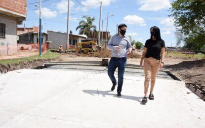 PARA EL INTENDENTE NARDINI DE MALVINAS ARGENTINAS NO HAY PANDEMIA QUE VALGA FRENTE A LA OBRA PÚBLICA
