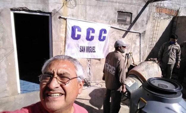 EL PLAN POTENCIAR TRABAJO AVANZA EN SAN MIGUEL CON EL PULQUI-CCC