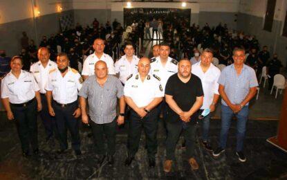 EN JOSÉ C. PAZ SE CONMEMORÓ EL 199º ANIVERSARIO DE LA CREACIÓN DE LA POLICIA BONAERENSE