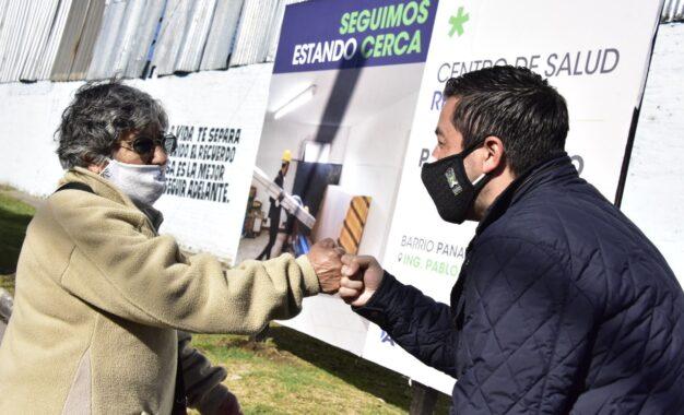 RENOVACIÓN Y AMPLIACIÓN DEL CENTRO DE SALUD PANAMERICANO EN PABLO NOGUÉS