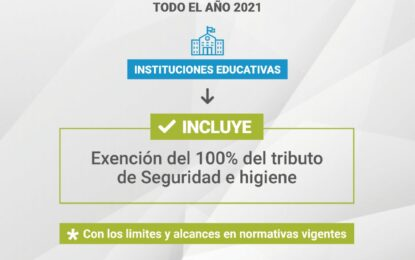 IMPORTANTE: NUEVAS MEDIDAS DE ALIVIO FISCAL EN MALVINAS ARGENTINAS PARA AFECTADOS POR PANDEMIA DE COVID-19