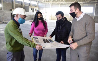 AVANZA LA CONSTRUCCIÓN DEL POLIDEPORTIVO MUNICIPAL DE TIERRAS ALTAS Y TORTUGUITAS