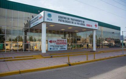 OTRO HOSPITAL MUNICIPAL DE JOSÉ C. PAZ YA CUENTA CON EQUIPO PROPIO DE OXIGENO. ES EL DOMINGO ANGIO