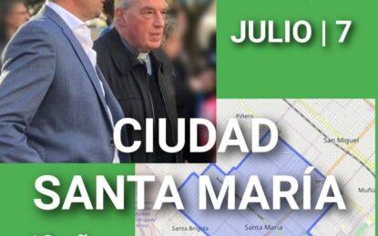 DOCE AÑOS DE LA LEY DE CREACIÓN DE LA CIUDAD SANTA MARÍA EN EL DISTRITO DE SAN MIGUEL