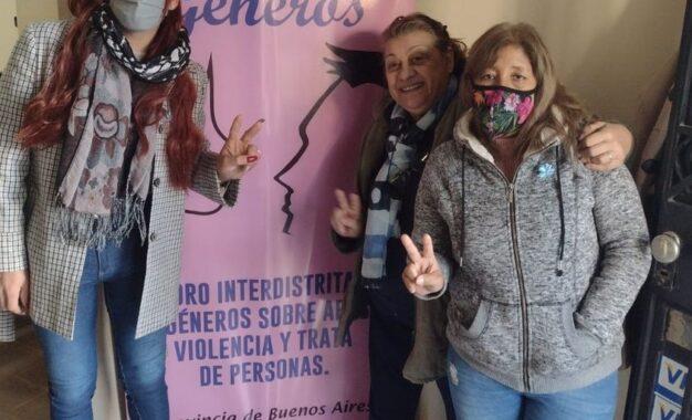 EL FORO INTERDISTRITAL DE GÉNERO SUMA EL APOYO DE LA AGRUPACIÓN NELLY OMAR