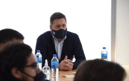 MALVINAS ARGENTINAS FUE ANFITRIÓN EN REUNIÓN DE ARTICULACIÓN DE SEGURIDAD ENTRE PROVINCIA Y MUNICIPIOS