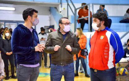 """DIJO EL SENADOR VIVONA: """"ACOMPAÑAR AL DEPORTE URBANO NO ESTÁ PENSADO SOLO PARA HOY SINO A FUTURO"""""""