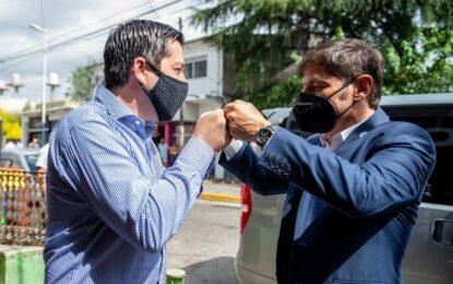 LEO NARDINI SE COMUNICÓ EN LAS REDES ACEPTANDO EL CARGO DE MINISTRO DE INFRAESTRUCTURA Y SERVICIOS BONAERENSE